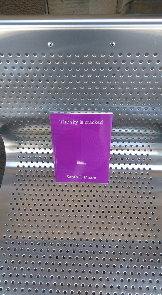 The sky is cracked – poetry pamphlet out now!!!